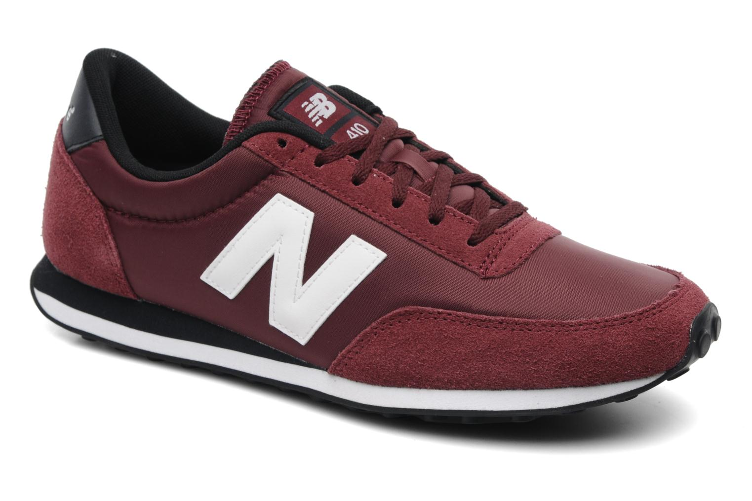new balance sneakers u410 bordeaux