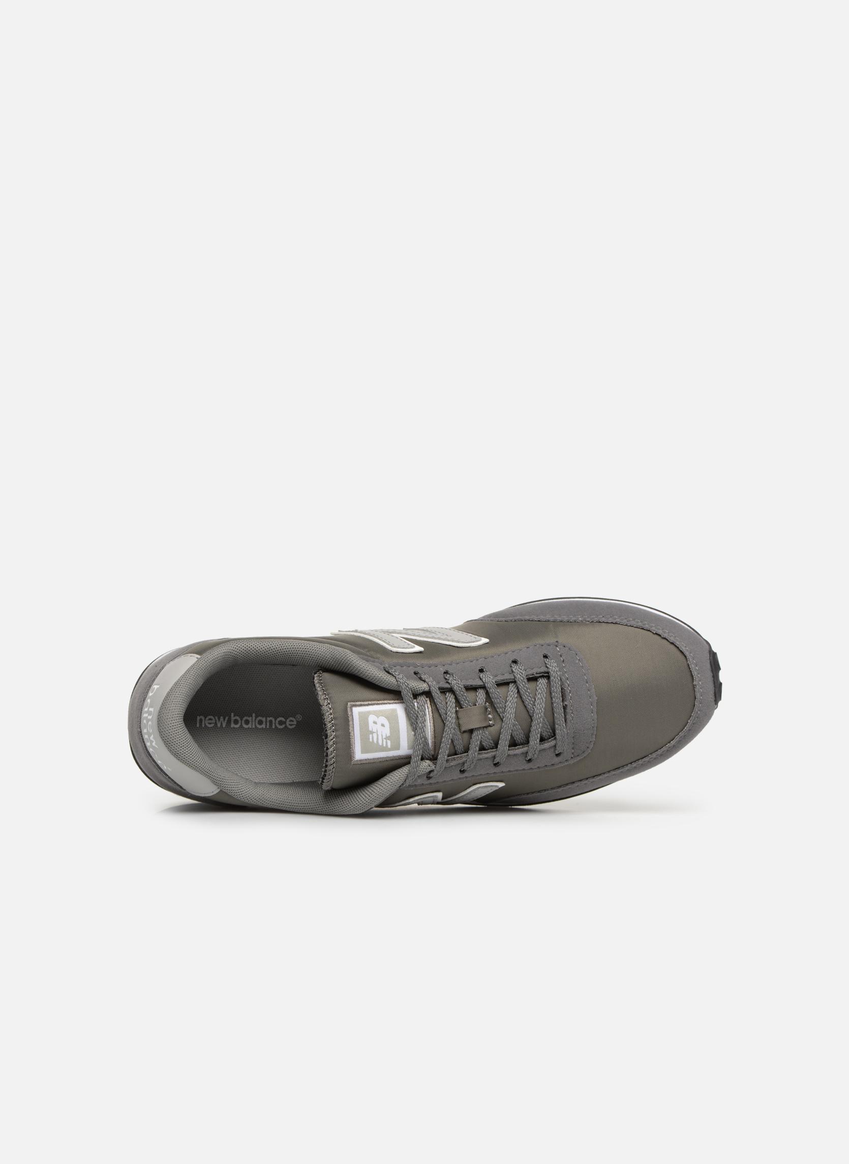 Sneaker New Balance U410 grau ansicht von links