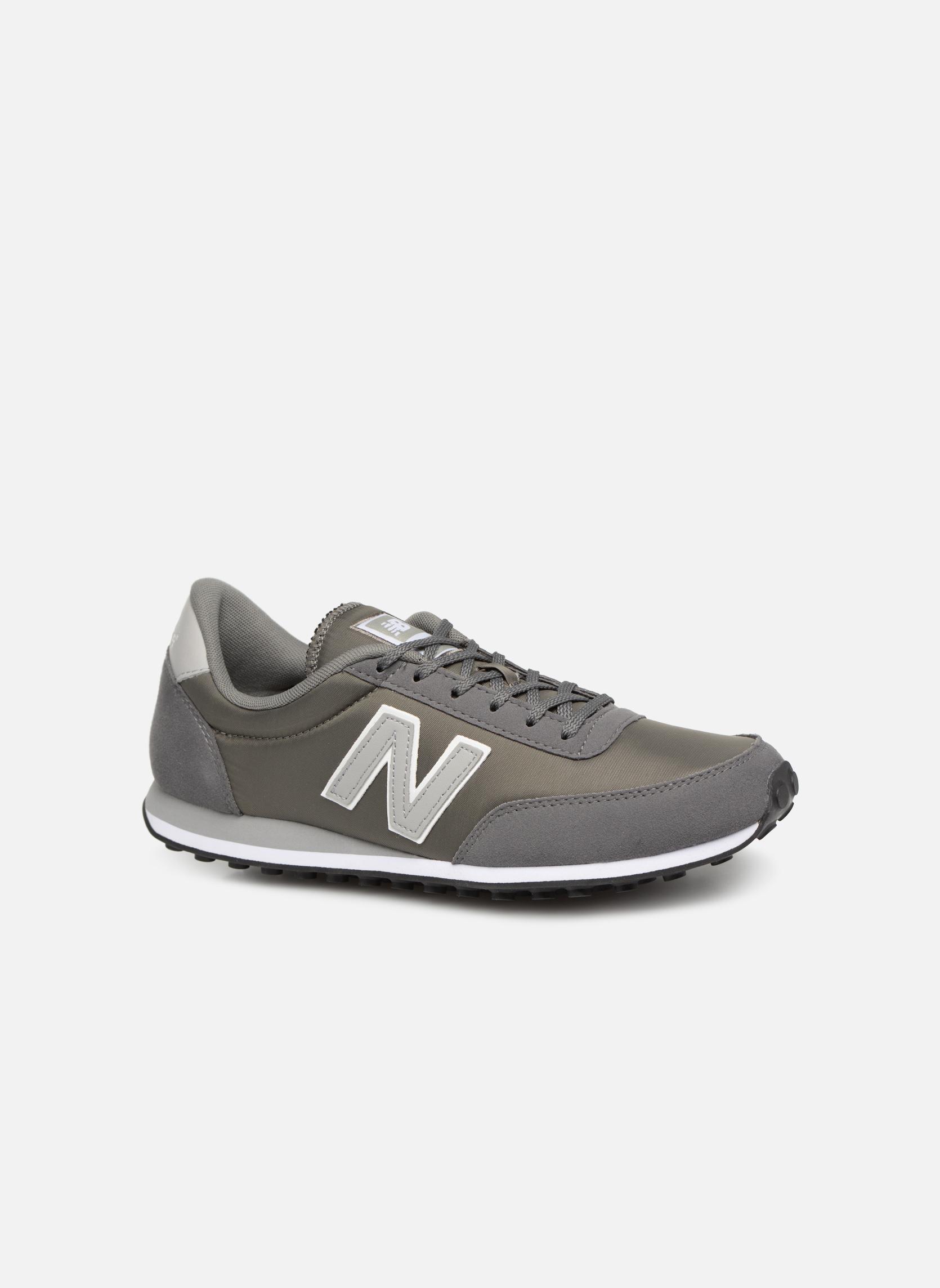 Sneakers New Balance U410 Grijs detail