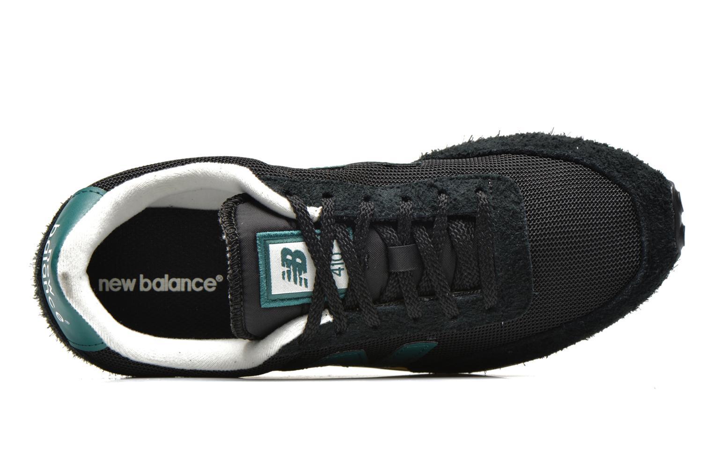 Baskets New Balance U410 Noir vue gauche