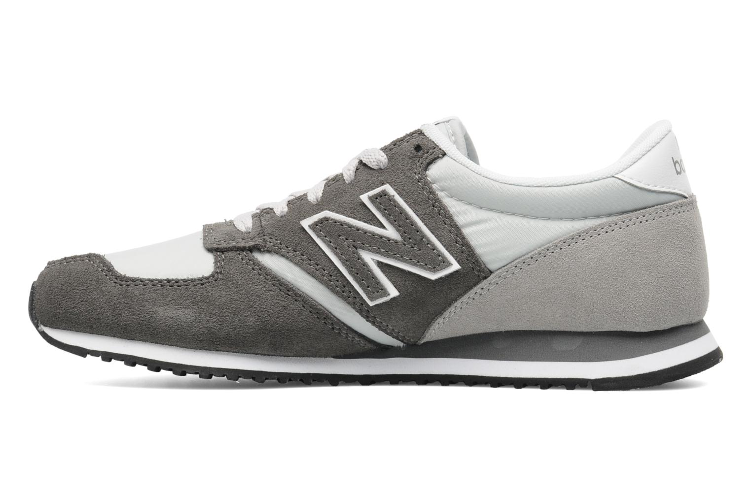 Baskets New Balance U420 Gris vue face