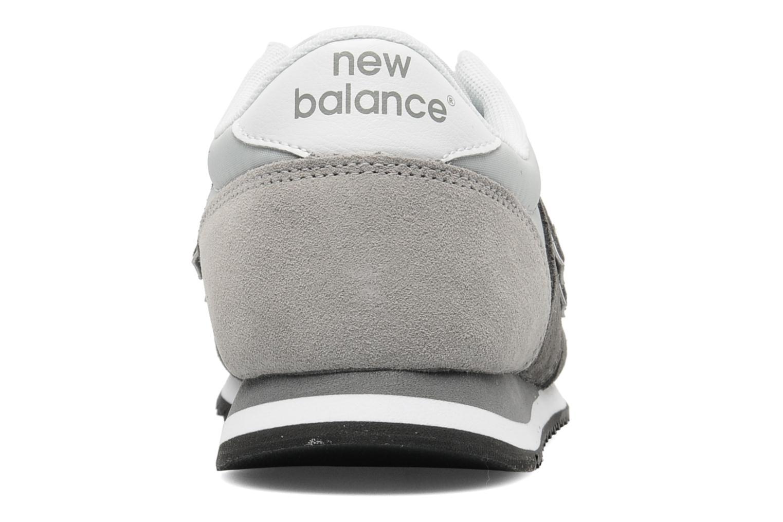 Baskets New Balance U420 Gris vue droite