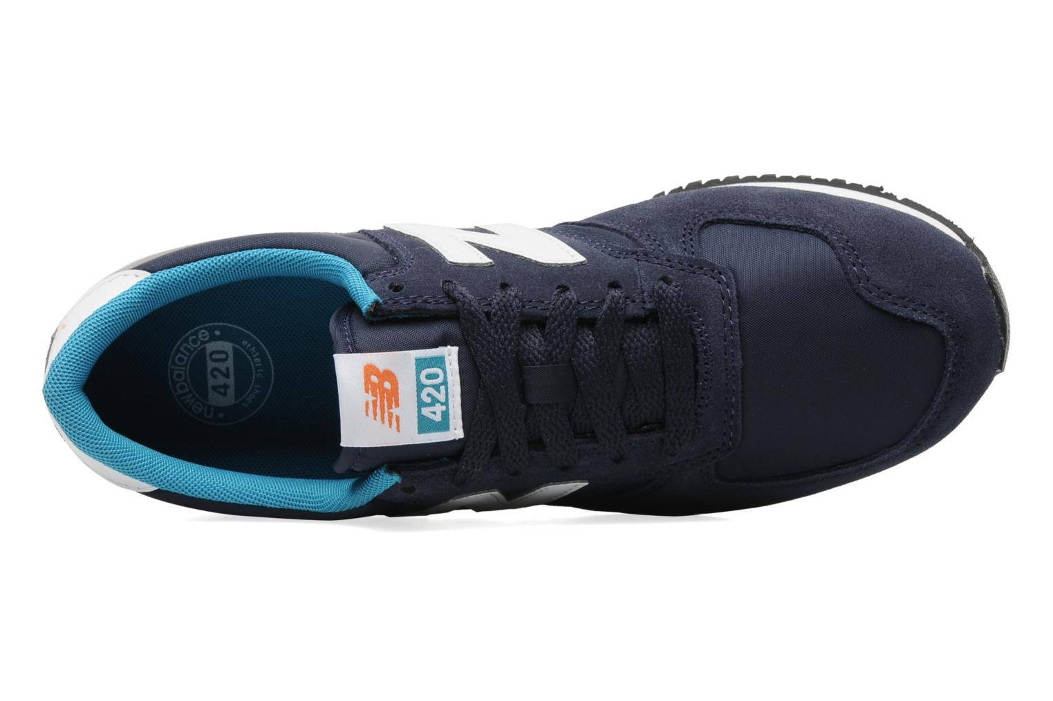 RBB Black New Balance U420 (Noir)