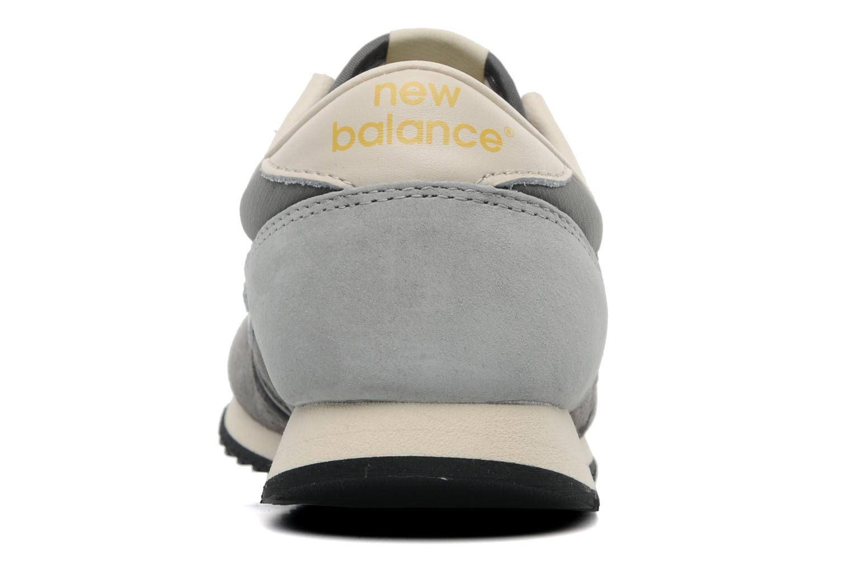 Sneaker New Balance U420 grau ansicht von rechts