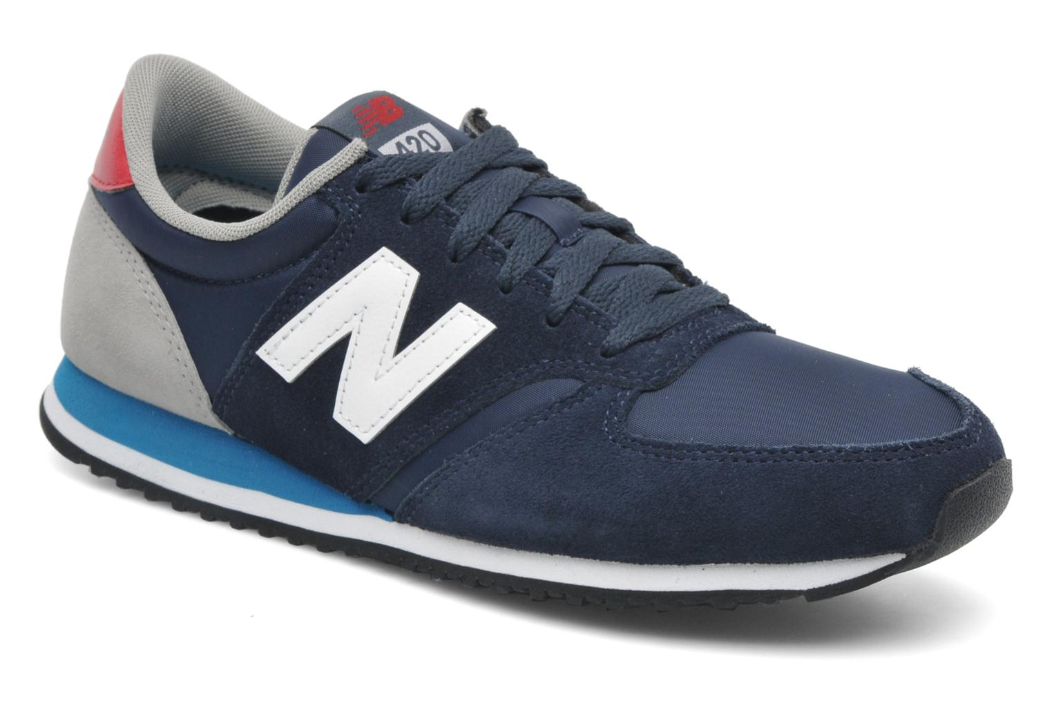 U420 Navy/Red Snr