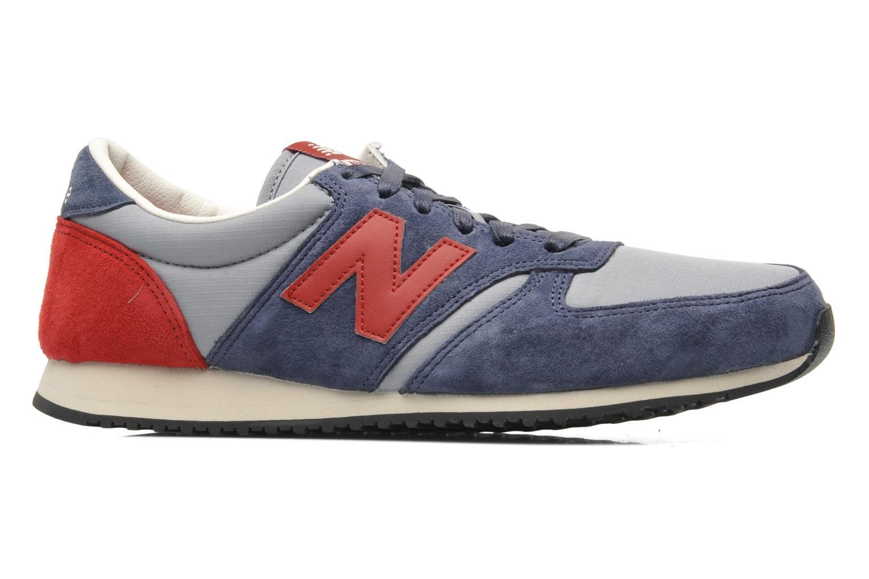 U420 Blue/red