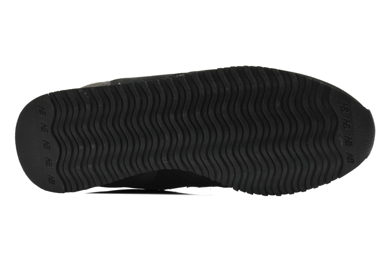 Sneaker New Balance U420 schwarz ansicht von oben