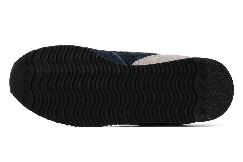 Sneaker New Balance U420 W blau ansicht von oben