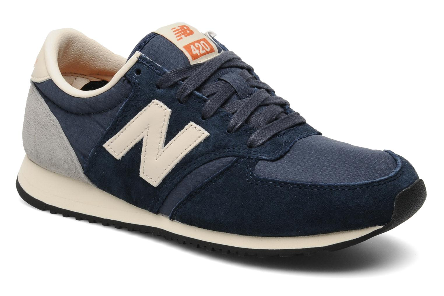 new balance u420 bleu navy