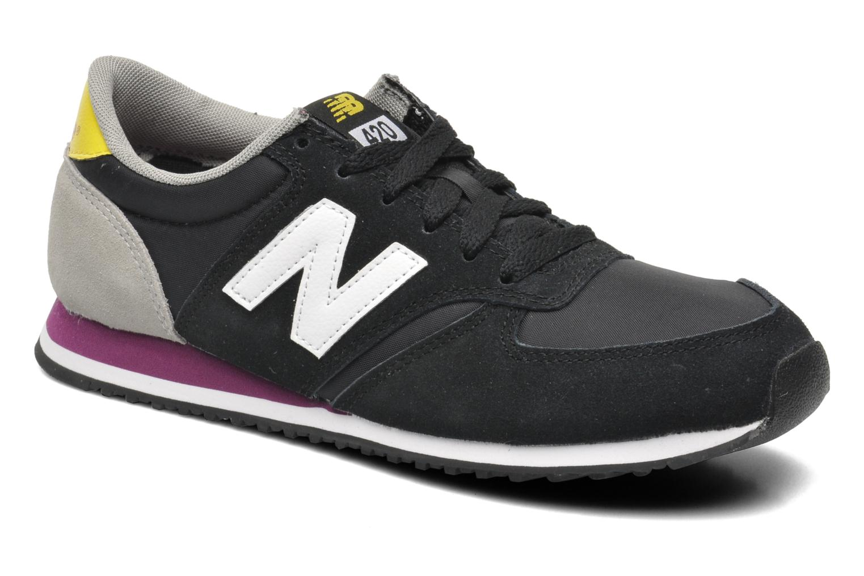 new balance u420 vintage noir