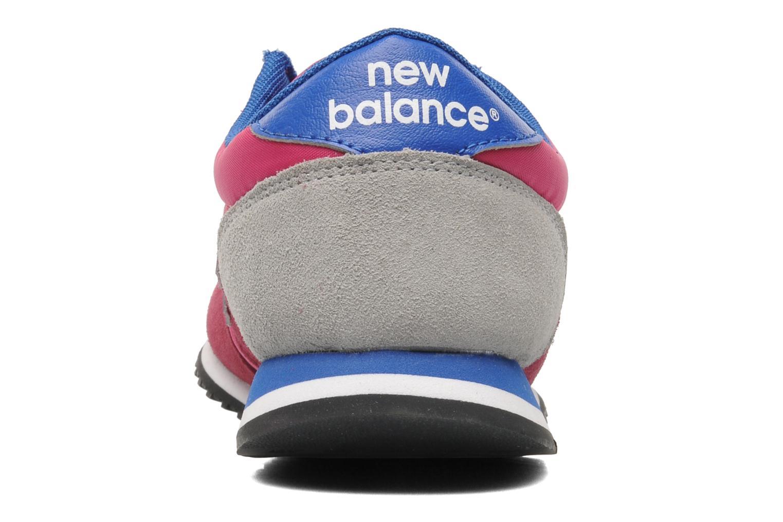 Sneaker New Balance U420 W rosa ansicht von rechts