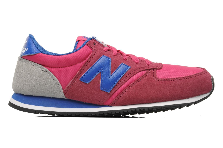 Sneakers New Balance U420 W Roze achterkant