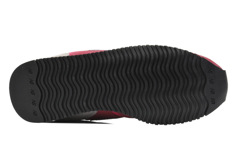 Sneaker New Balance U420 W rosa ansicht von oben