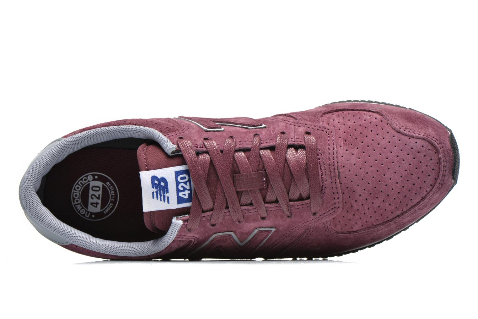 Burgundy II New Balance U420 W (Bordeaux)