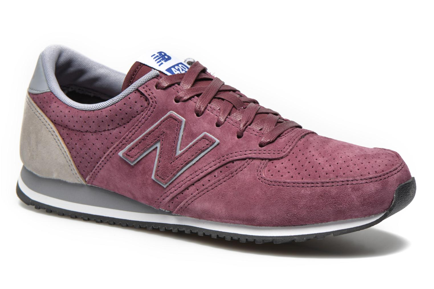 baskets new balance bordeaux 420