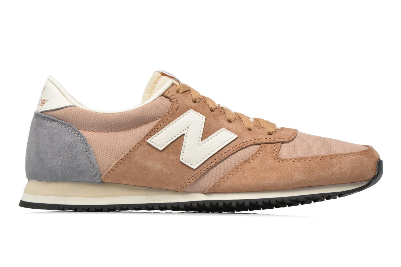 Sneaker New Balance U420 W beige ansicht von hinten