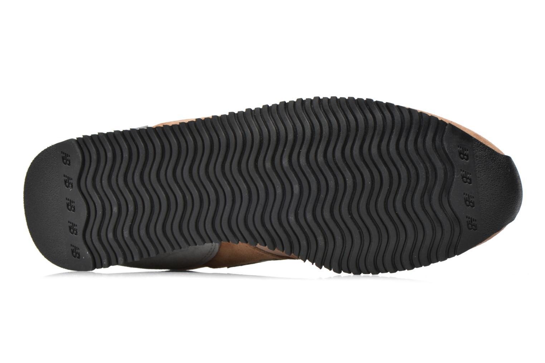 Sneaker New Balance U420 W beige ansicht von oben