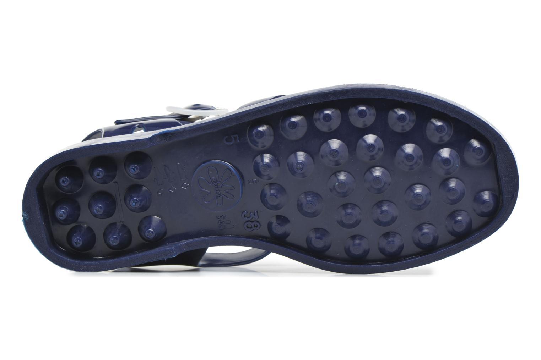 Chaussures de sport Méduse Sun W Bleu vue haut