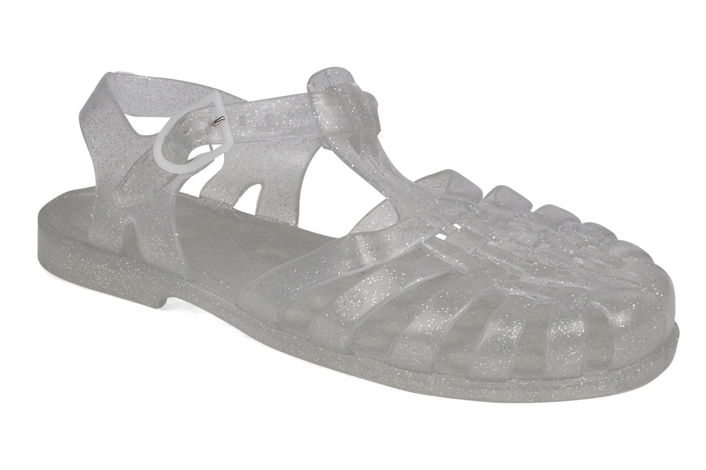 Zapatillas de deporte Méduse Sun W Plateado vista de detalle / par