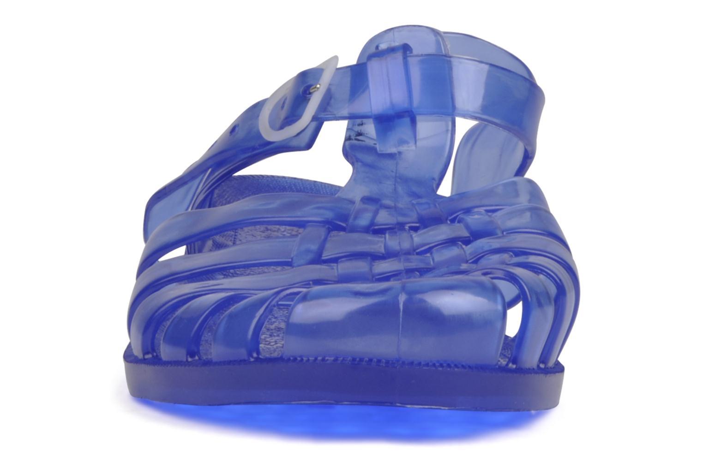 Sportskor Méduse Sun M Blå bild av skorna på