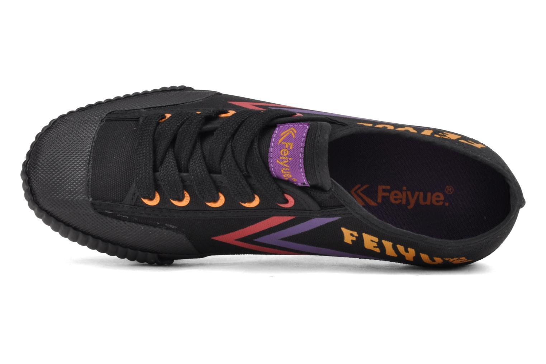 Sneakers Feiyue Fe Lo Male Canvas Zwart links