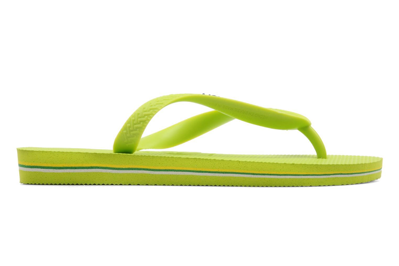 Brasil Logo F Lemon Green