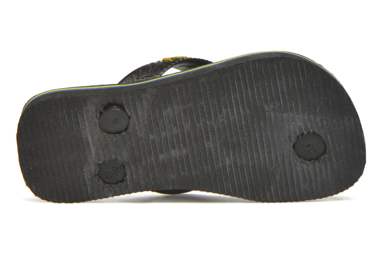 Slippers Havaianas Brasil Logo E Zwart boven