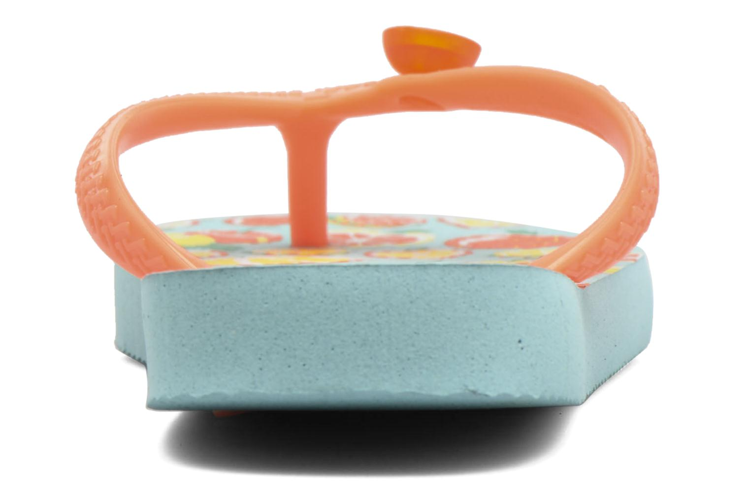 Flip flops Havaianas Kids Fun Blue view from the right