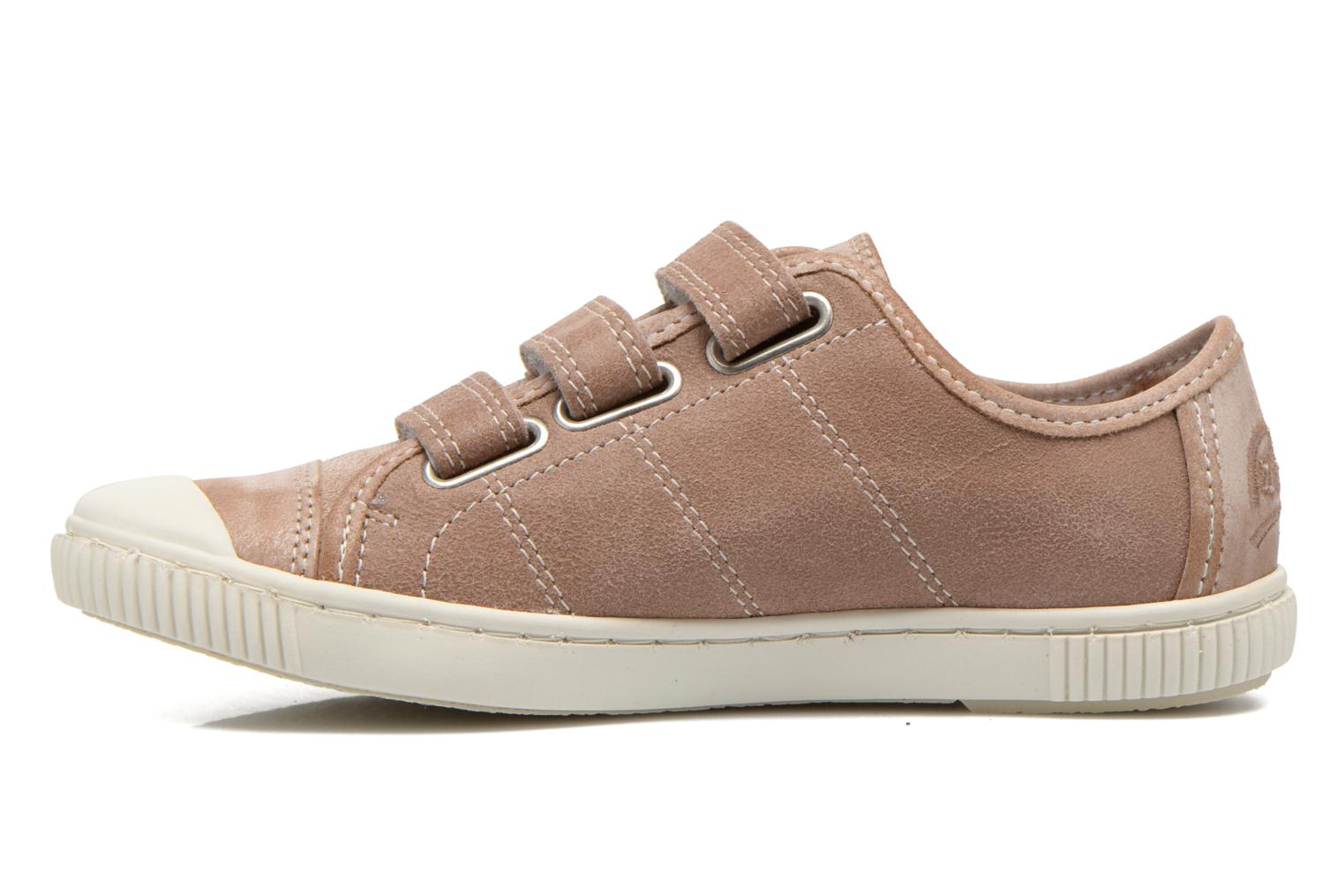 Trainers Pataugas Bistrot Beige front view