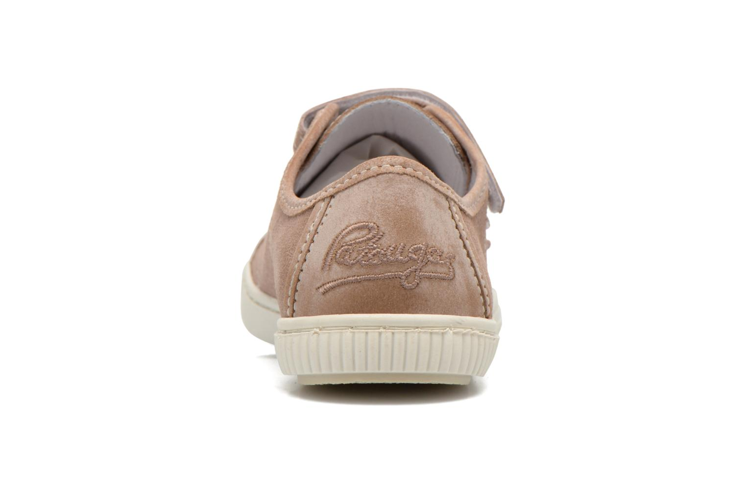 Sneakers Pataugas Bistrot Beige immagine destra