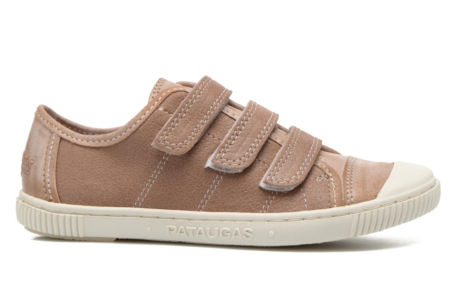 Trainers Pataugas Bistrot Beige back view