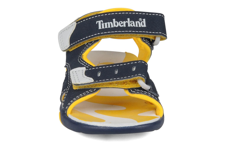 Sportschoenen Timberland Sandal Riverquest 3 Strap Blauw model