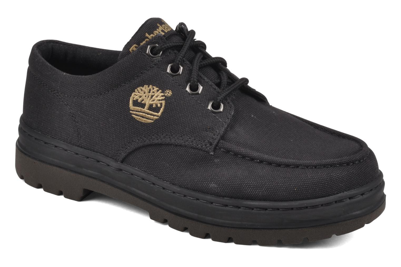 Timberland Bush Hiker Noir Chaussures 224 Lacets Chez
