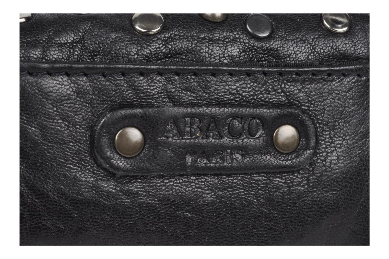 Wallets & cases Abaco Friend Java Clous Black front view