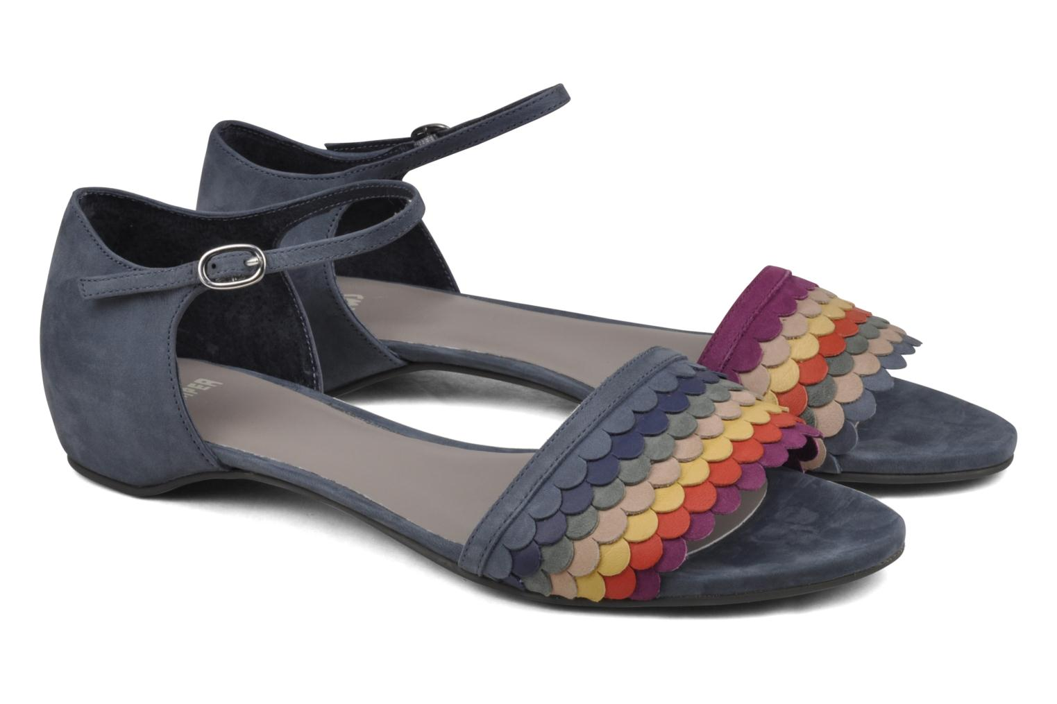 Sandals Camper TWS 21159 Multicolor view from underneath / model view