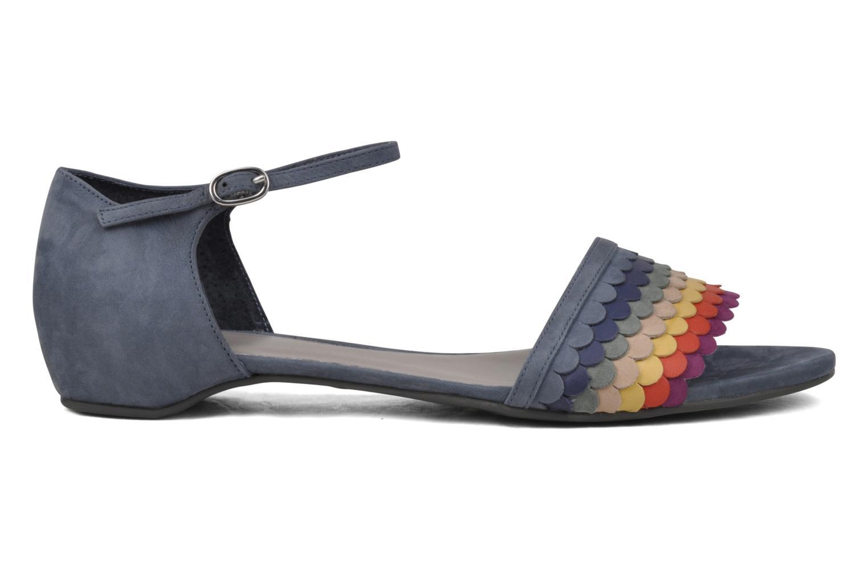 Sandales et nu-pieds Camper TWS 21159 Multicolore vue derrière