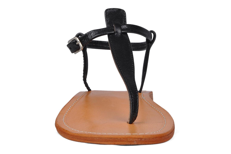Sandals Les Tropéziennes par M Belarbi Narvil Black model view