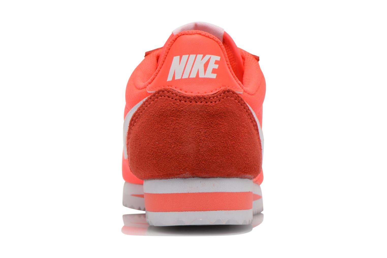 Mineral Yellow/Mineral Yellow Nike Wmns Classic Cortez Nylon (Jaune)