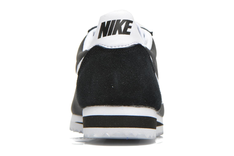 Sneaker Nike Wmns Classic Cortez Nylon schwarz ansicht von rechts