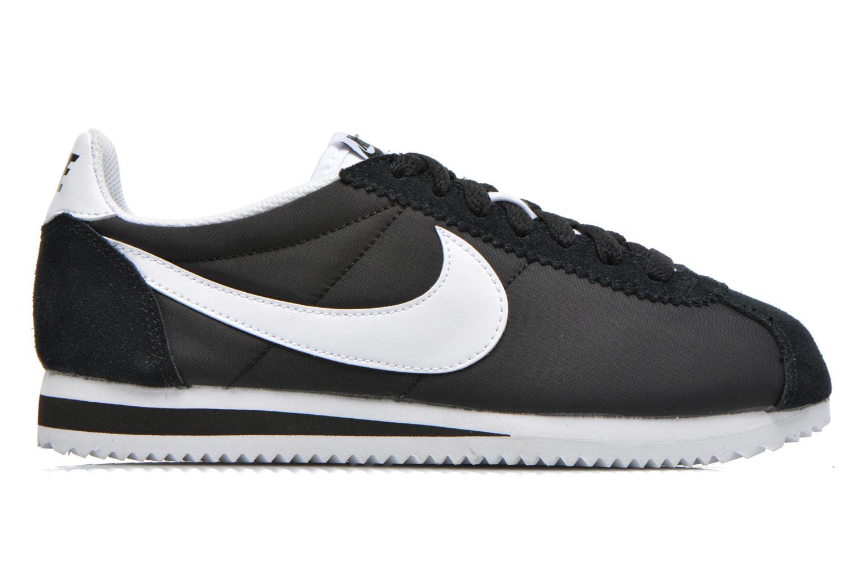Sneaker Nike Wmns Classic Cortez Nylon schwarz ansicht von hinten