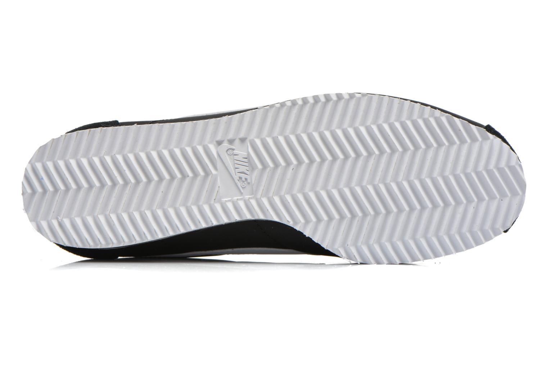 Sneaker Nike Wmns Classic Cortez Nylon schwarz ansicht von oben