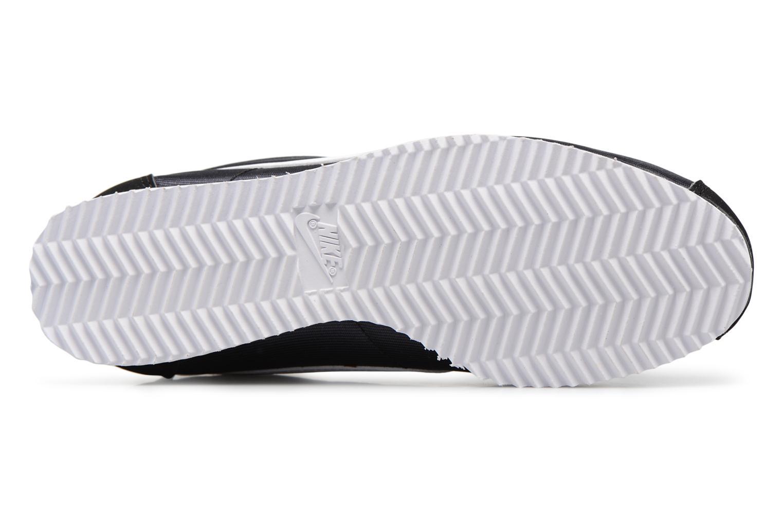 Baskets Nike Wmns Classic Cortez Nylon Noir vue haut