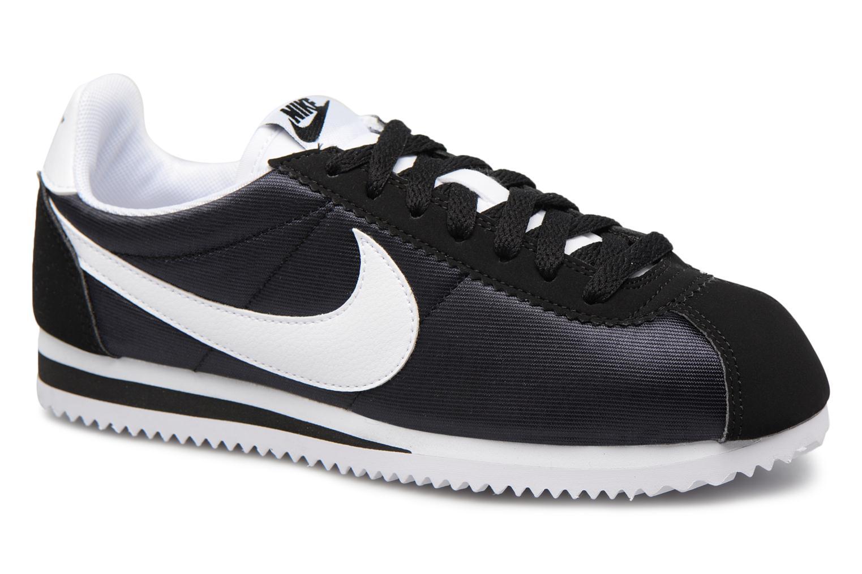 Grandes descuentos últimos zapatos Nike Wmns Classic Cortez Nylon (Negro) - Deportivas Descuento