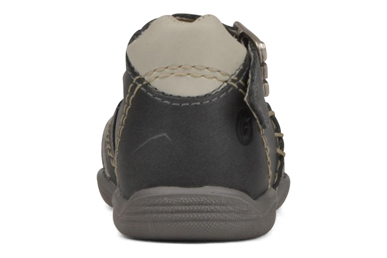 Boots en enkellaarsjes GBB Leopold Grijs rechts