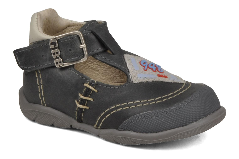 Boots en enkellaarsjes GBB Leopold Grijs detail