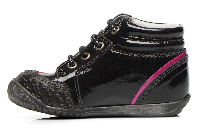 Boots en enkellaarsjes GBB Laure Zwart voorkant