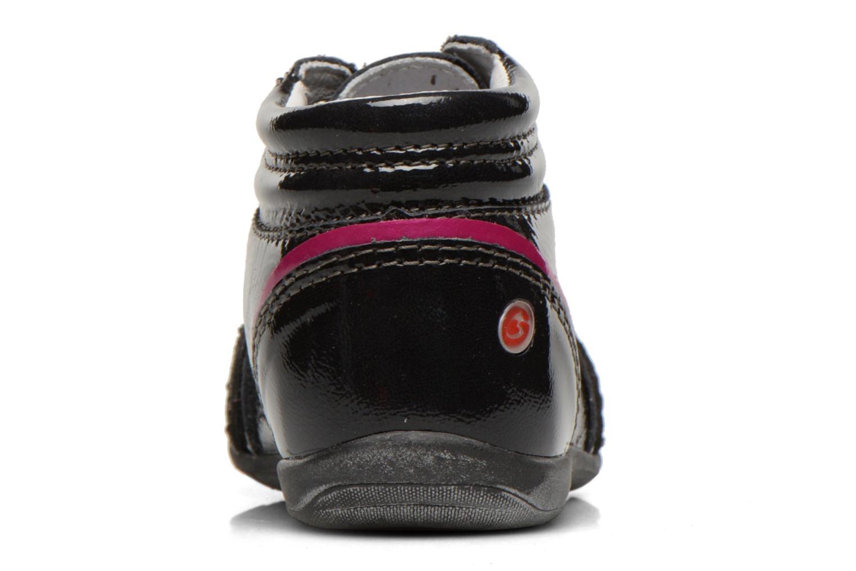 Boots en enkellaarsjes GBB Laure Zwart rechts