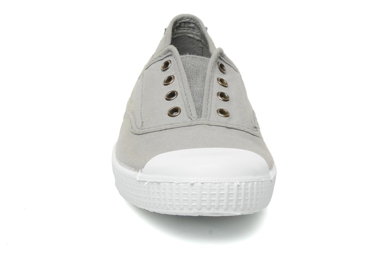 Sneaker Victoria Victoria Elastique W grau schuhe getragen