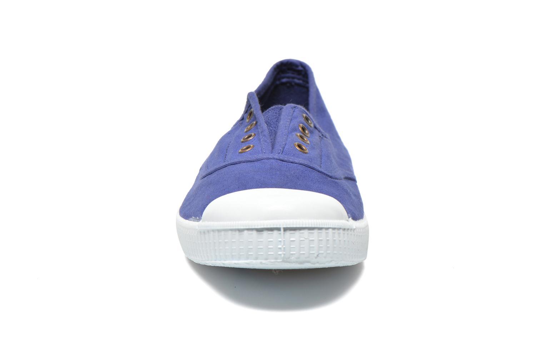 Baskets Victoria Victoria Elastique W Bleu vue portées chaussures