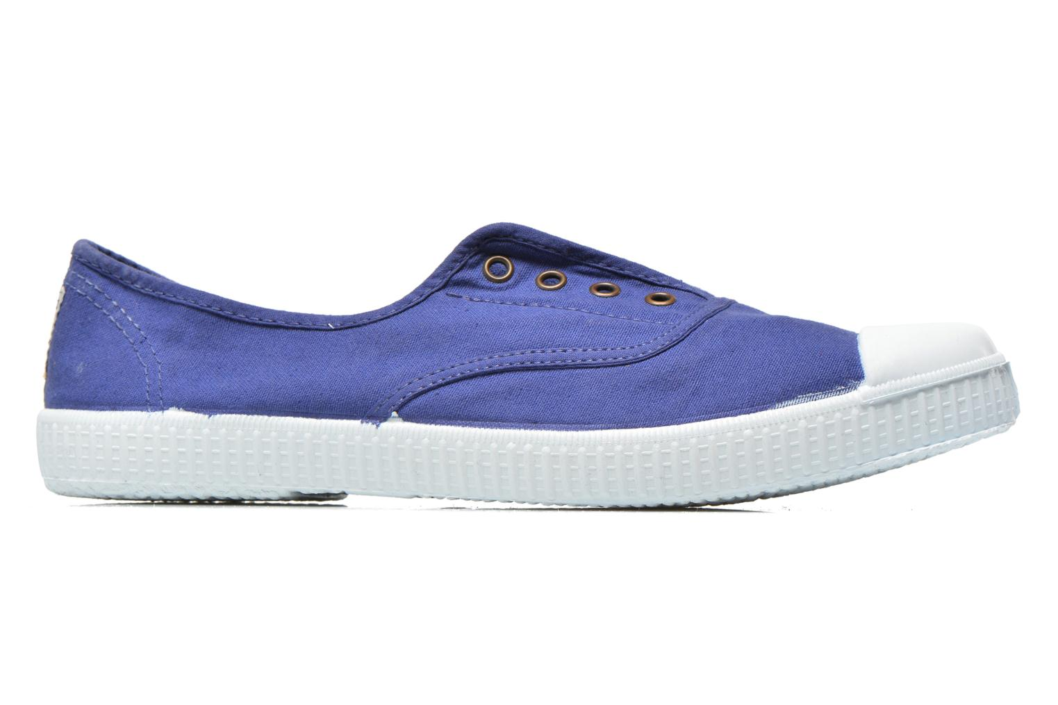 Trainers Victoria Victoria Elastique W Blue back view